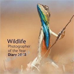 Kalendarz biurkowy Wildlife Photographer of the Year Desk Diary 2018 Calendar