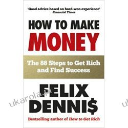 How to Make Money: The 88 Steps to Get Rich and Find Success Kalendarze ścienne