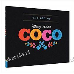 The Art of Coco Disney Pixar Sztuka i architektura