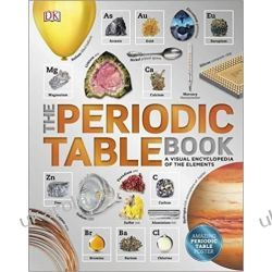 The Periodic Table Book: A Visual Encyclopedia of the Elements Kalendarze ścienne