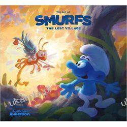 The Art of Smurfs - Lost Village Smerfy Fortyfikacje