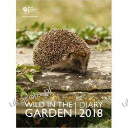 Kalendarz książkowy Royal Horticultural Society Wild in the Garden Diary 2018 Calendar