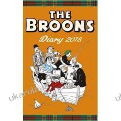Kalendarz książkowy The Broons Diary 2018 Calendar