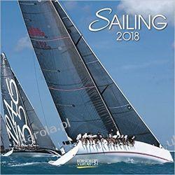 Kalendarz Sailing 2018 Calendar Żeglarstwo