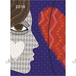 Kalendarz książkowy ART Calendar 2018 Turnowsky Diary - teNeues Large Magneto Diary - Art - 16 x 22 cm Pozostałe
