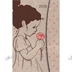 Kalendarz książkowy 2018 Belle & Boo Magneto Diary Calendar 10x15cm