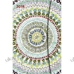 Kalendarz książkowy 2018 Dan Bennett Magneto Diary Calendar 10x15cm