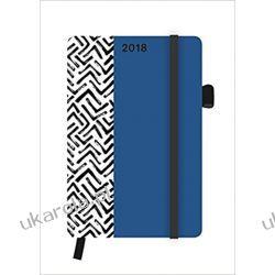Kalendarz książkowy 2018 Arrows SoftTouch Diary Calendar