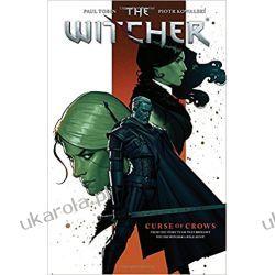 The Witcher Volume 3: Curse of Crows Kalendarze ścienne