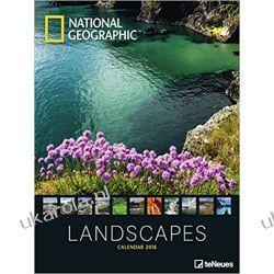 Kalendarz 2018 National Geographic Landscapes Poster Calendar - Photography Calendar