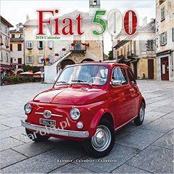 Kalendarz Fiat 500 Calendar 2018 Calendar