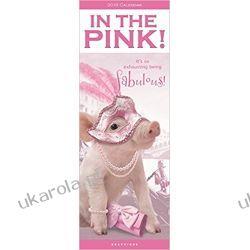 Kalendarz In The Pink 2018 Slim calendar