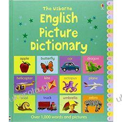 Słownik Obrazkowy Picture Dictionary Książki do nauki języka obcego
