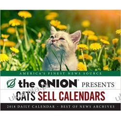 Kalendarz biurkowy KOTY 2018 Daily Calendar: The Onion Pozostałe
