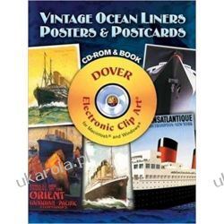 Vintage Ocean Liners Posters and Postcards Pozostałe