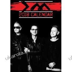 Kalendarz DEPECHE MODE CALENDAR 2018 Pozostałe