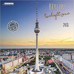 Kalendarz Berlin Twilight Zone 2018 calendar