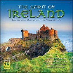 Kalendarz Irlandia The Spirit of Ireland 2018 Calendar