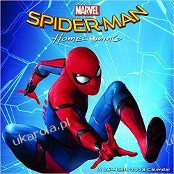 Kalendarz Spider-man - Homecoming 2018 Calendar