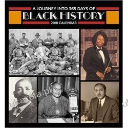 Kalendarz 365 Days of Black History 2018 Wall Calendar Biografie, wspomnienia