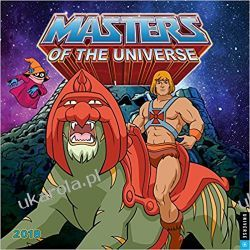 Kalendarz Official He-Man and the Masters of the Universe 2018 Wall Calendar