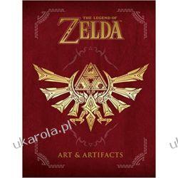 The Legend of Zelda: Art and Artifacts Książki obcojęzyczne