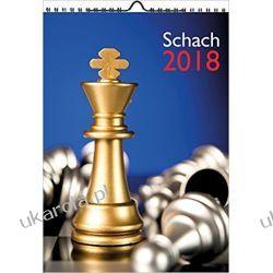 Kalendarz Szachy 2018 Chess Calendar Wandkalender Schach 2018