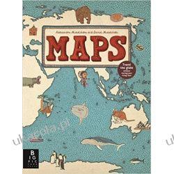 Maps Książki obcojęzyczne