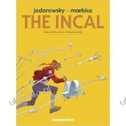 The Incal Alexandro Jodorowsky Książki obcojęzyczne