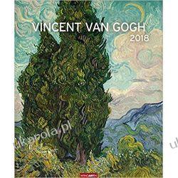 Kalendarz Vincent van Gogh Calendar 2018 Kalendarze ścienne