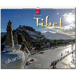 Kalendarz Tybet Tibet 2018 Calendar