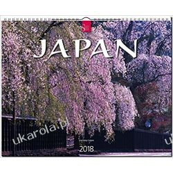 Kalendarz Japonia Japan 2018 Calendar Lotnictwo