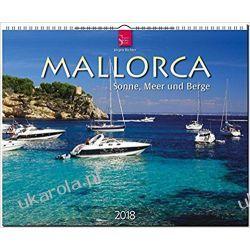 Kalendarz Majorka Mallorca 2018 Calendar
