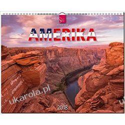 Kalendarz Ameryka America Calendar 2018