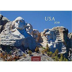 Kalendarz USA 2018 Calendar Stany Zjednoczone