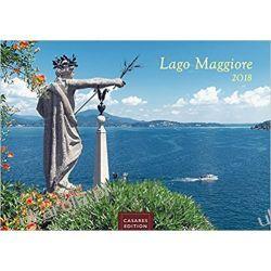 Kalendarz Lago Maggiore 2018 Calendar Italy Włochy
