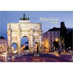 Kalendarz Monachium Munich Calendar 2018 Pozostałe
