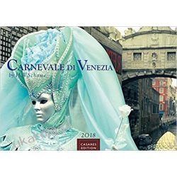 Kalendarz Karnawał w Wenecji Carnival of Venice Calendar 2018 Calendar