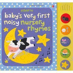 Baby's Very First Noisy Nursery Rhymes Książki dla dzieci i młodzieży