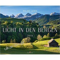 Kalendarz Góry Light in the mountains 2018 Calendar Lotnictwo