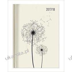 Kalendarz książkowy Dmuchawce Blowballs A6 2017 - 2018 Diary