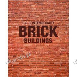 100 Contemporary Brick Buildings Kalendarze ścienne