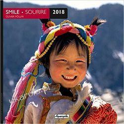 Kalendarz 2018 Smile Calendar Uśmiech Pozostałe