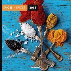 Kalendarz 2018 Spices Calendar