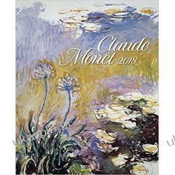 Kalendarz Sztuka Claude Monet 2018 Calendar Kalendarze książkowe