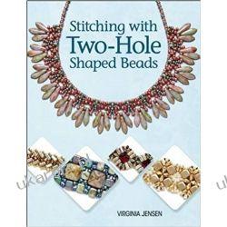 Stitching with Two-Hole Shaped Beads Kalendarze książkowe