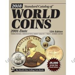 2018 Standard Catalog of World Coins, 2001-Date, 12th Edition Numizmatyka