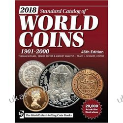 2018 Standard Catalog of World Coins 1901-2000 45th Edition  Numizmatyka