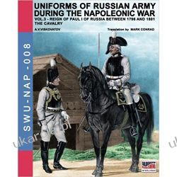 Uniforms of Russian army during the Napoleonic war vol.3 Kalendarze ścienne