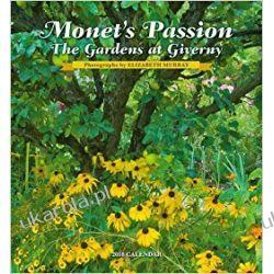Kalendarz Monet's Passion 2018 Wall Calendar Politycy